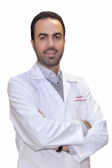 الدكتور طارق أبو رجب التميمي
