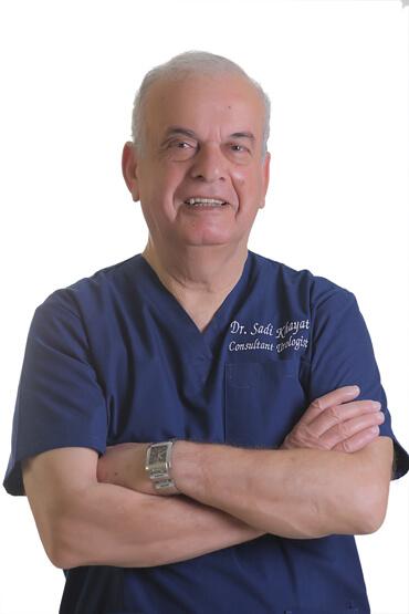 الدكتور سعدي محمد الخياط