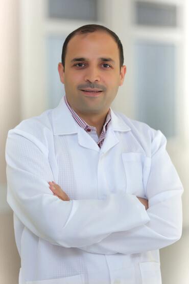 الدكتور بلال هاشم العزام
