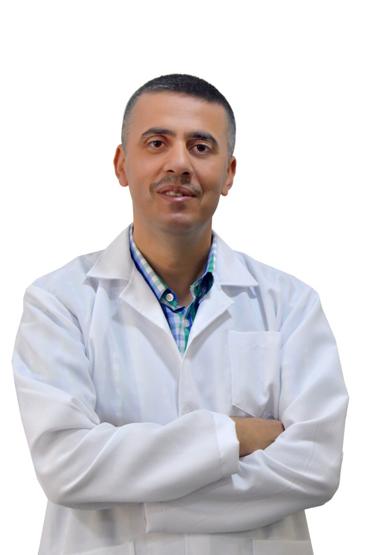 الدكتور عمار الحمود